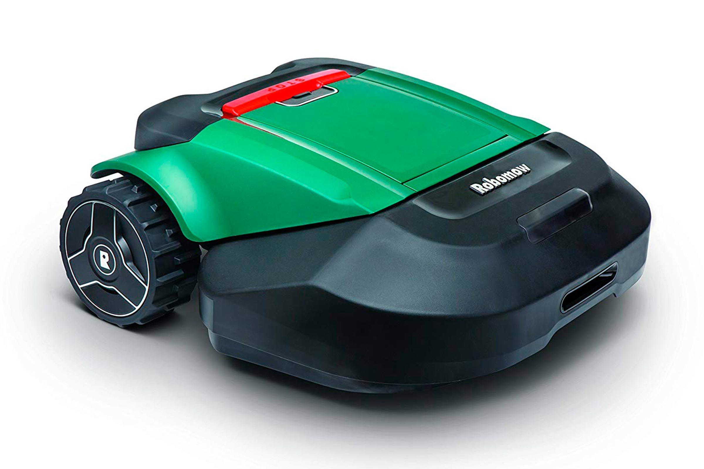 Robomow lawn mower