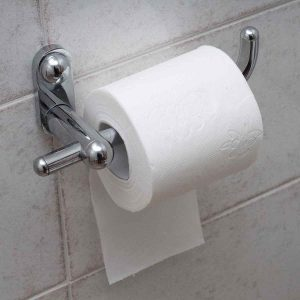 Confirmed: This Is How You Should Hang Your Toilet Paper