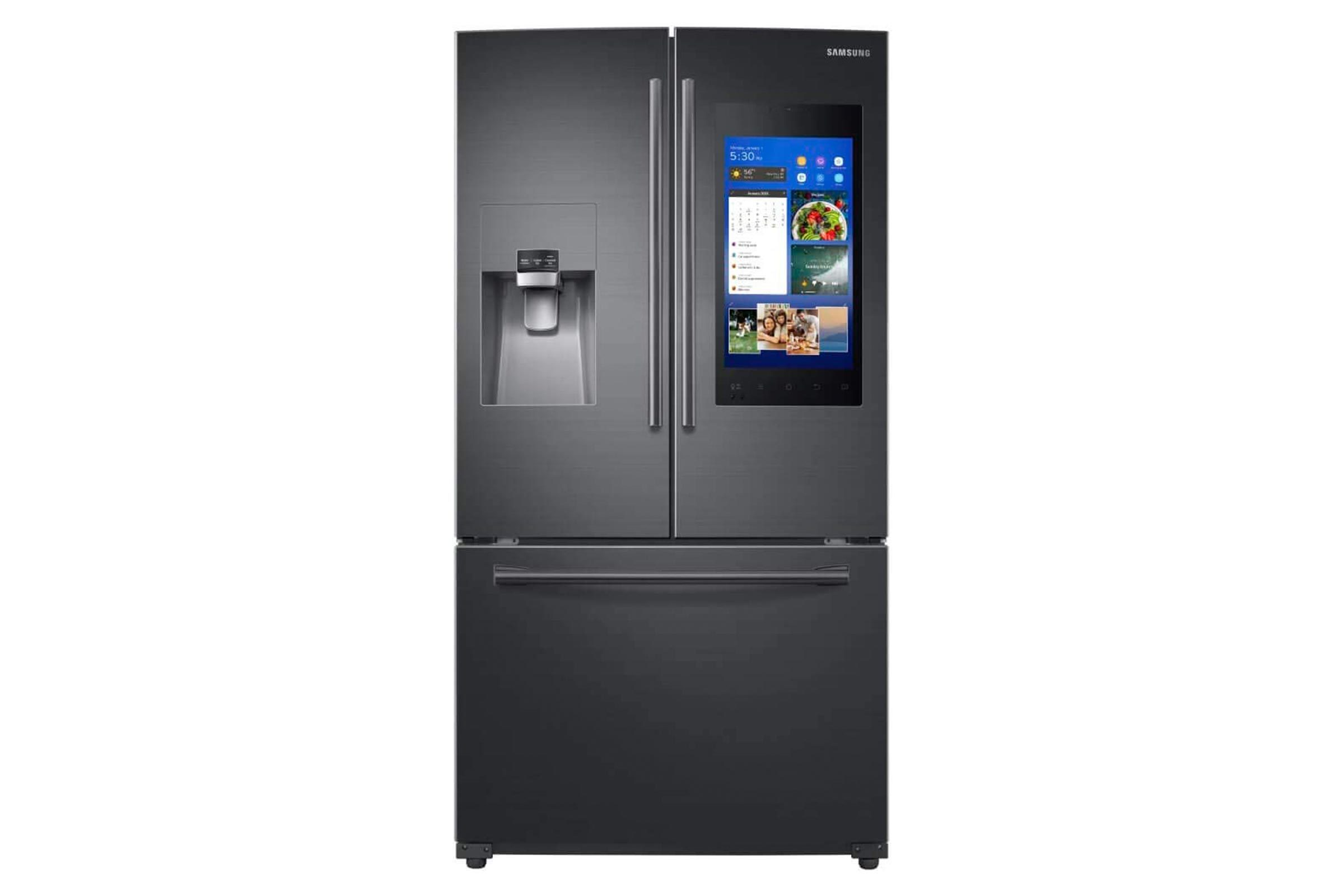 Samsung Black Stainless Refridgerator