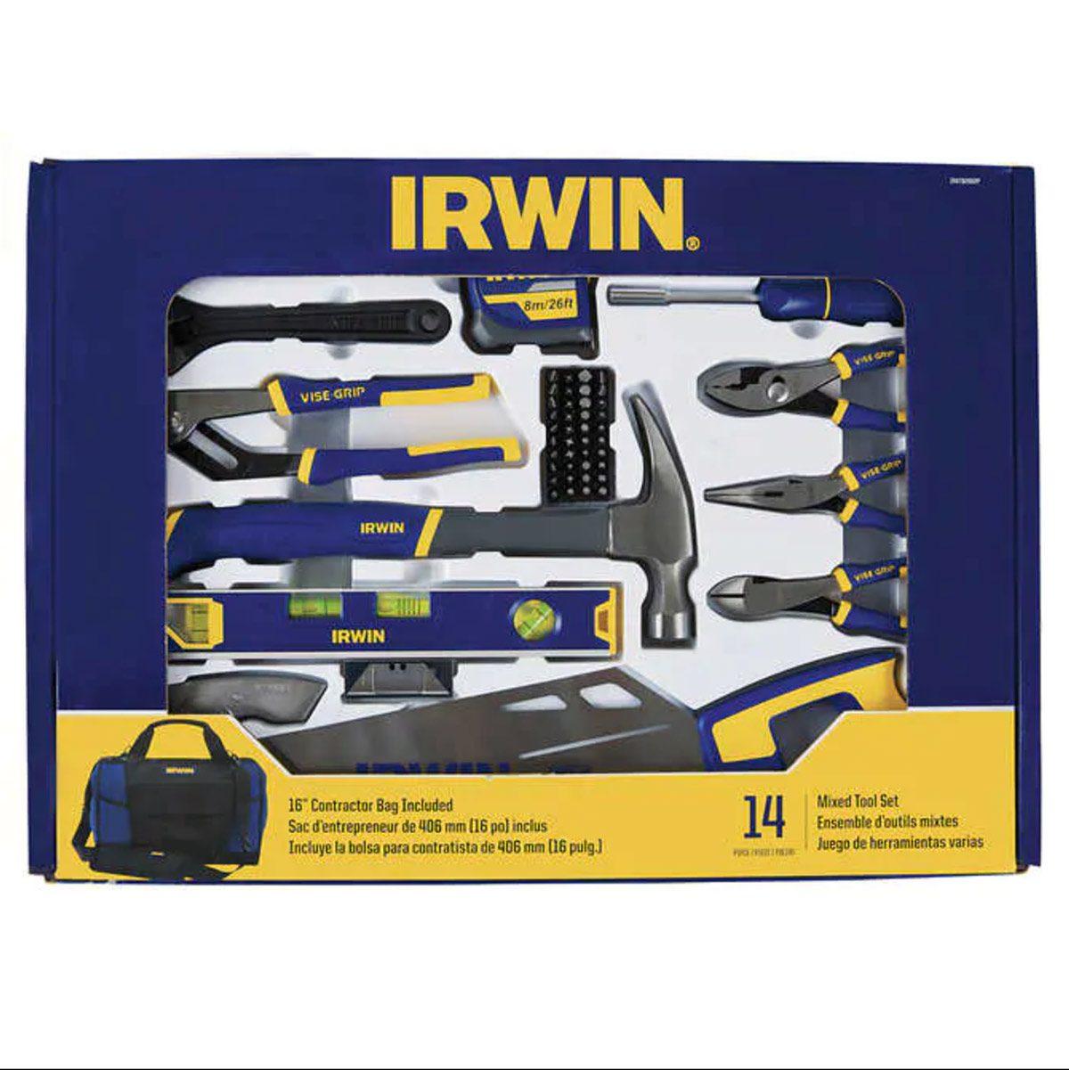 irwin tool set