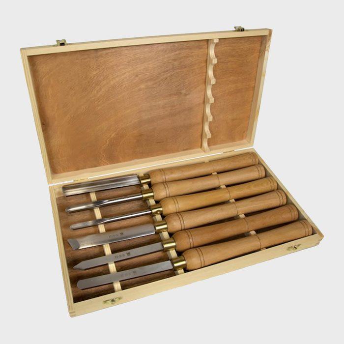 Six Piece Wood Chisel Set
