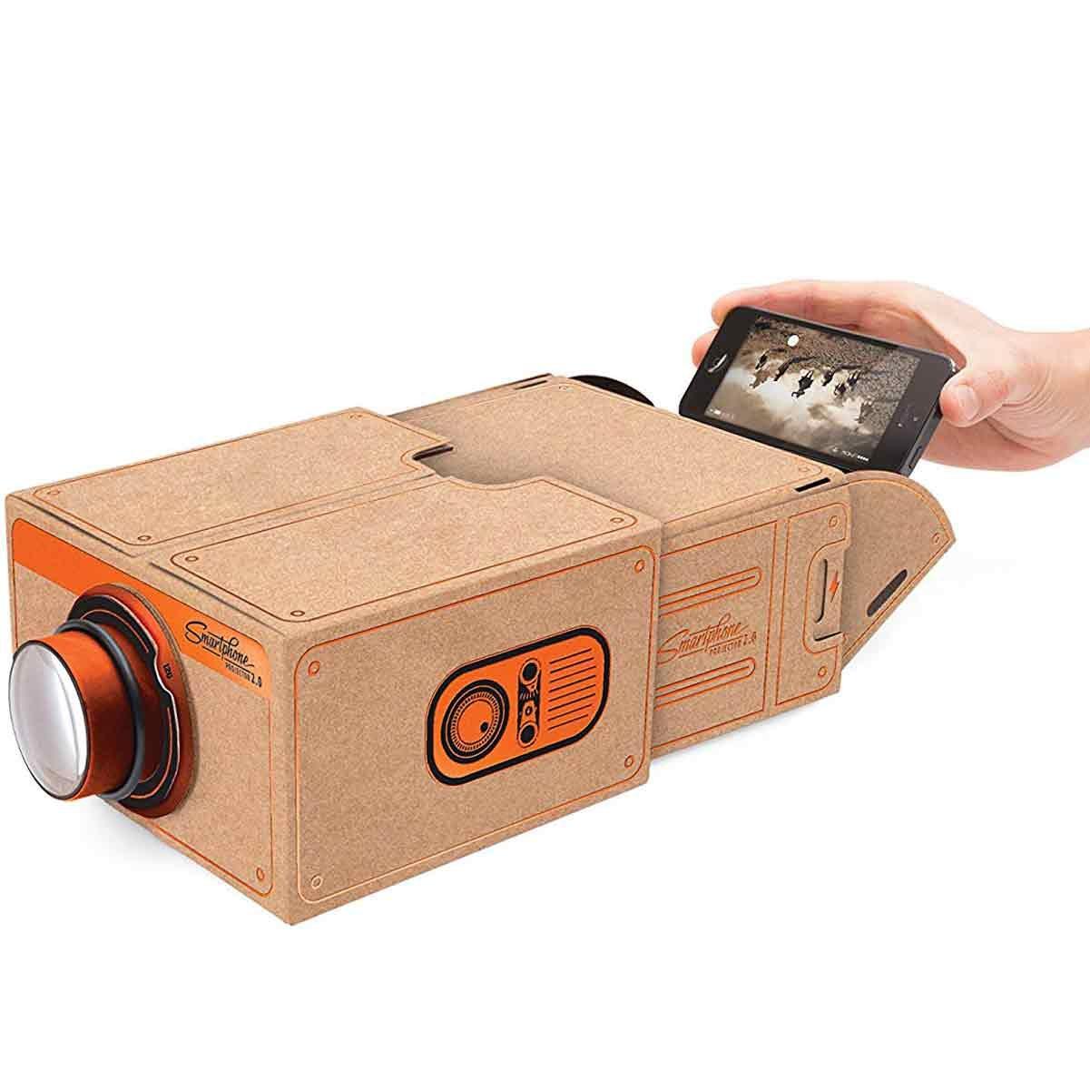 Smartphone-Projector
