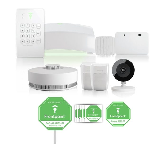 wireless security system