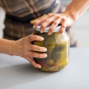 How to Loosen a Stuck Jar