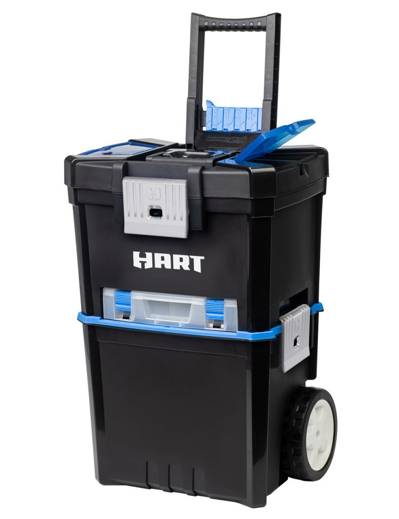 hart rolling tool storage