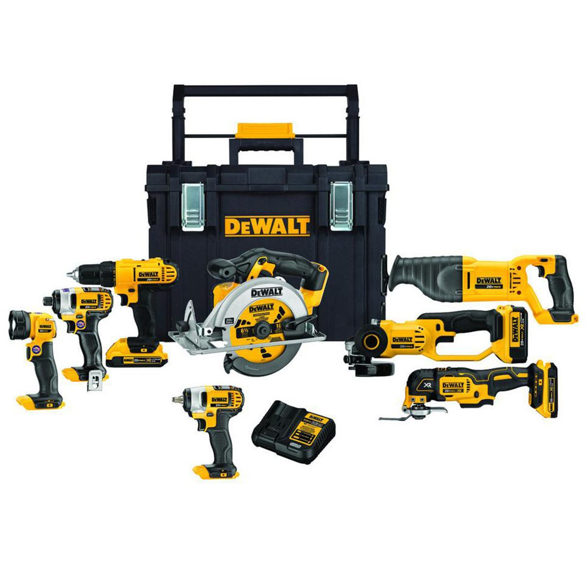 dewalt cordless combo kit on sale
