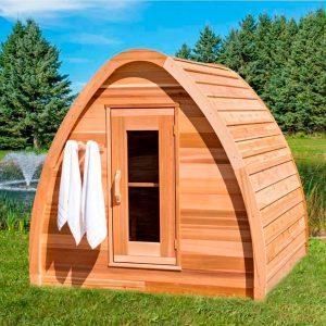 12 Hot Home Sauna Picks