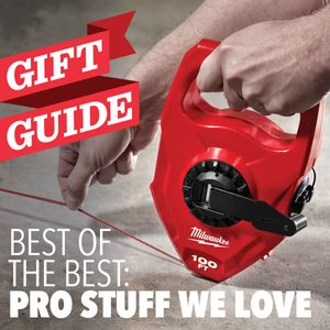 Pro Stuff We Love: Our Best-Selling Construction Gifts of 2019