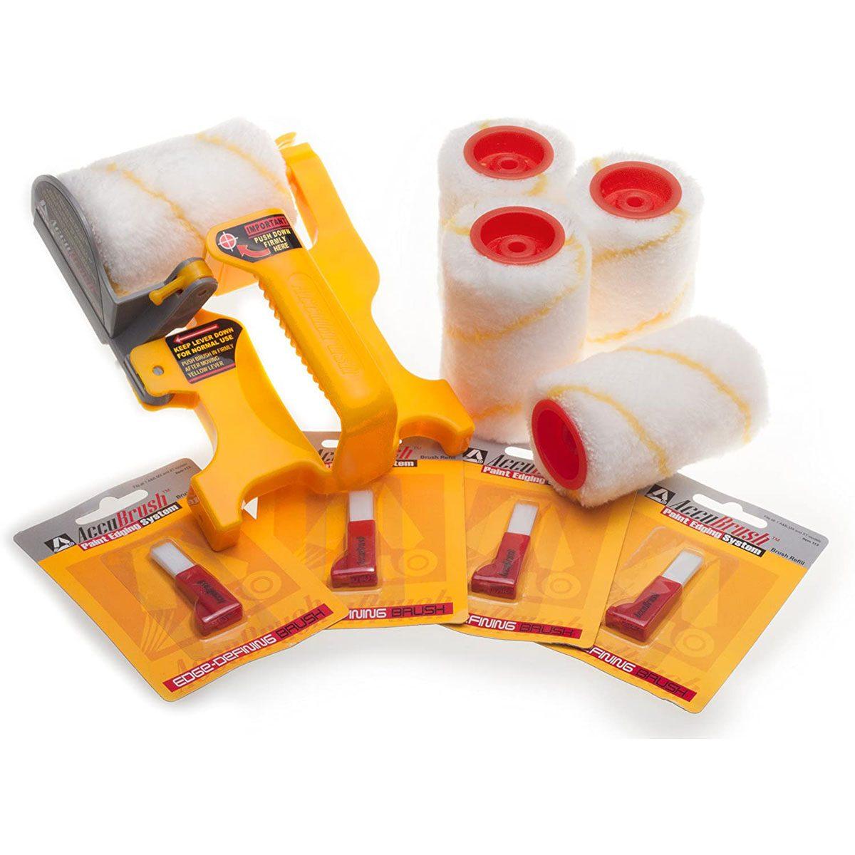 Paint edge kit