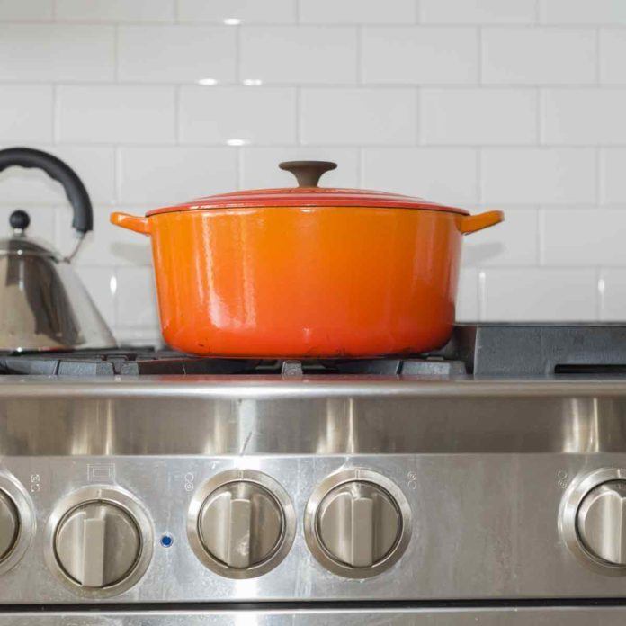 13 Ways You're Shortening the Life of Your Stove Top