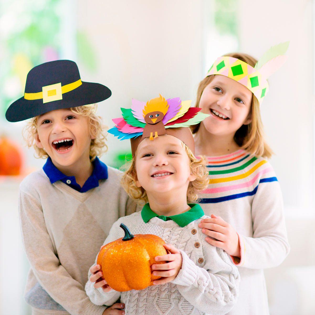 10 Ideas for Entertaining Kids on Thanksgiving