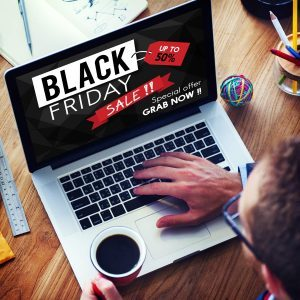 Black Friday Online Shop While You Digest Between Meals