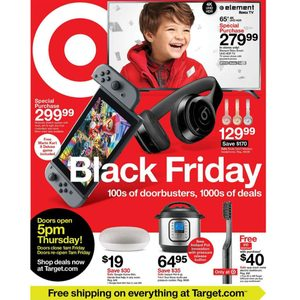 Target's Black Friday Ad Has Been Released!