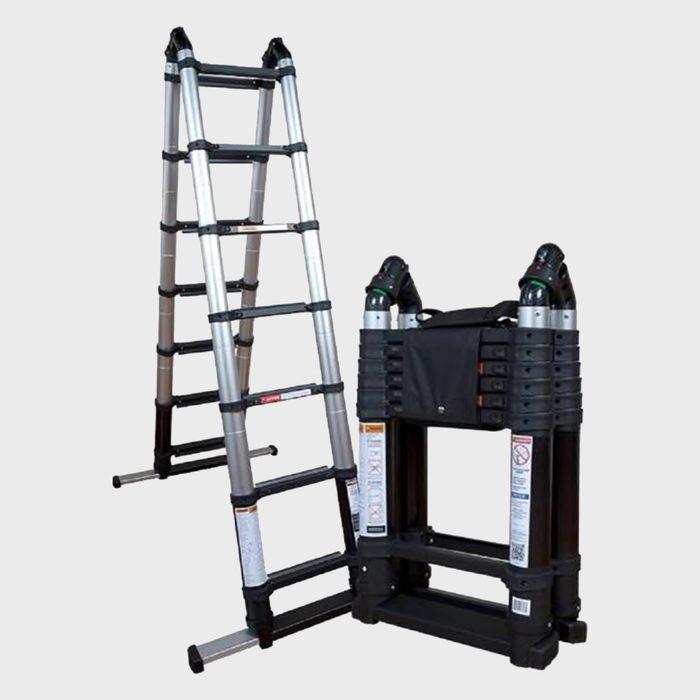 Xtend And Climb Telescoping Ladder