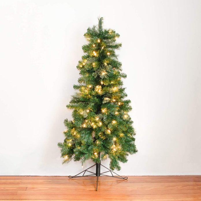 Half Pine Christmas Tree