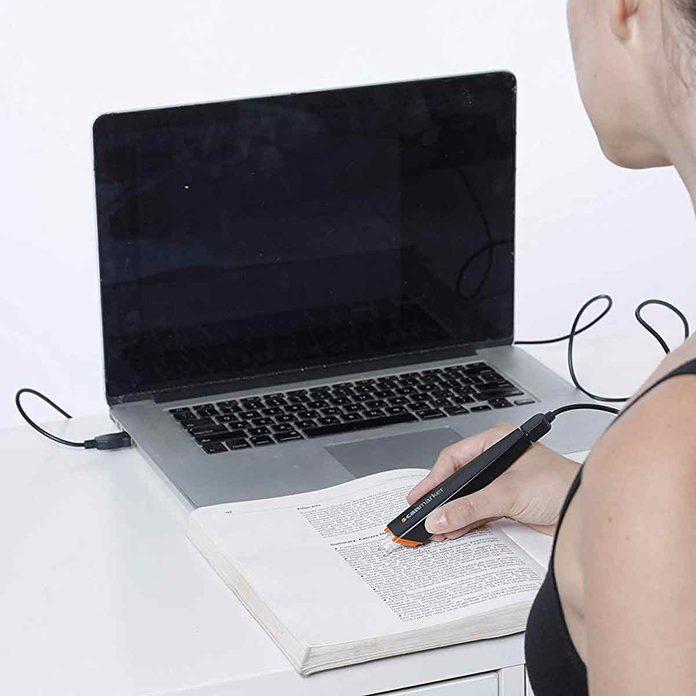 Scan-Marker-Digital-Highlighter
