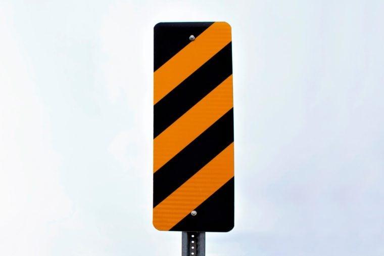 object marker road sign street