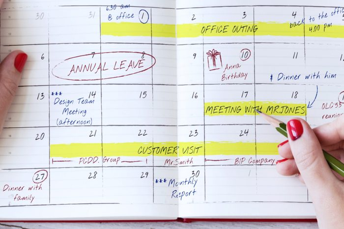 Schedule Activity Calendar Appointment Concept; Shutterstock ID 548759248; Job (TFH, TOH, RD, BNB, CWM, CM): RD