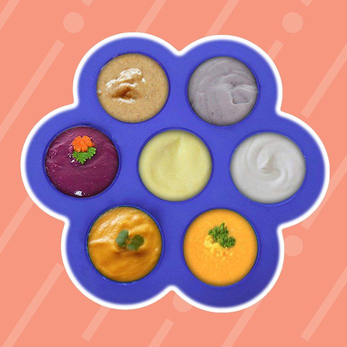 LUTER Silicone Egg Bites Molds for Instant Pot Accessories