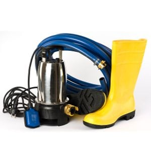 Using a Water Powered Backup Sump Pump
