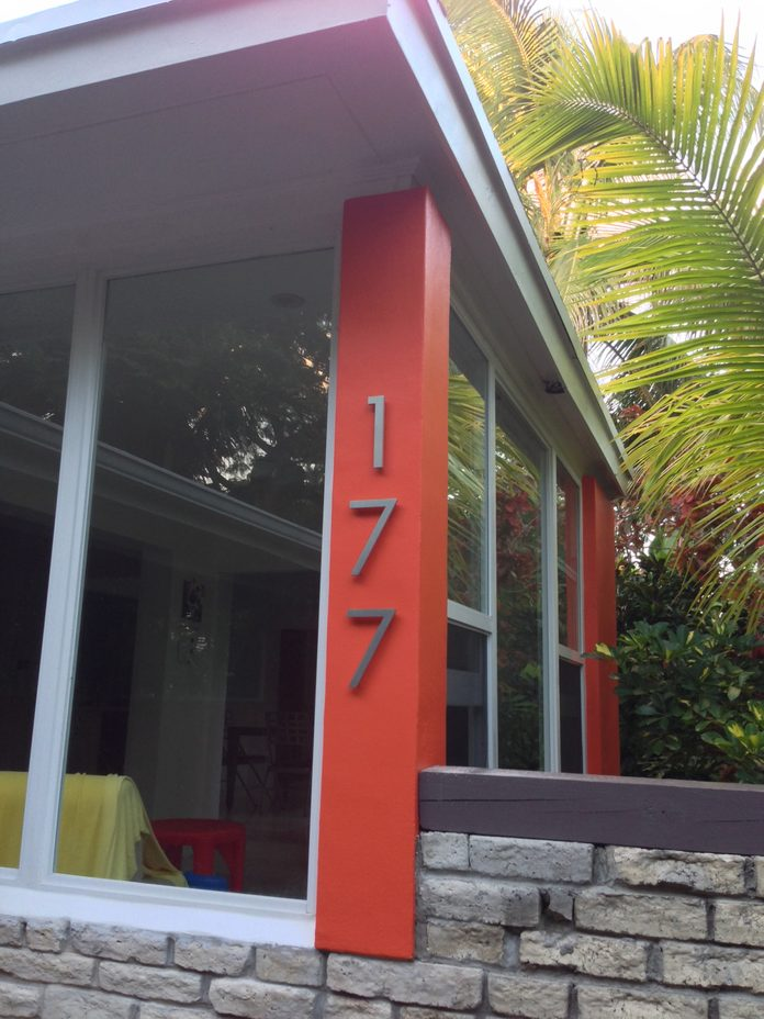 177 modern house numbers
