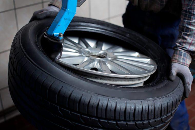 Car-tire
