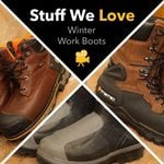 Stuff We Love: Carhartt Pac Winter Work Boot