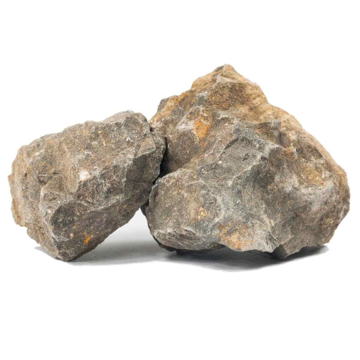 Basalt-rock-isolate-on-white