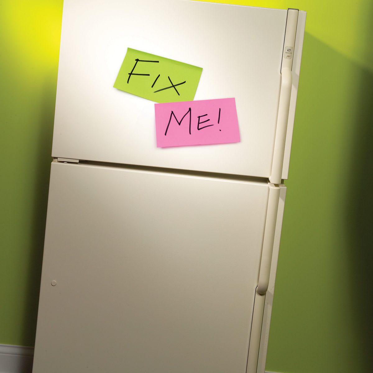 Broken-Refrigerator