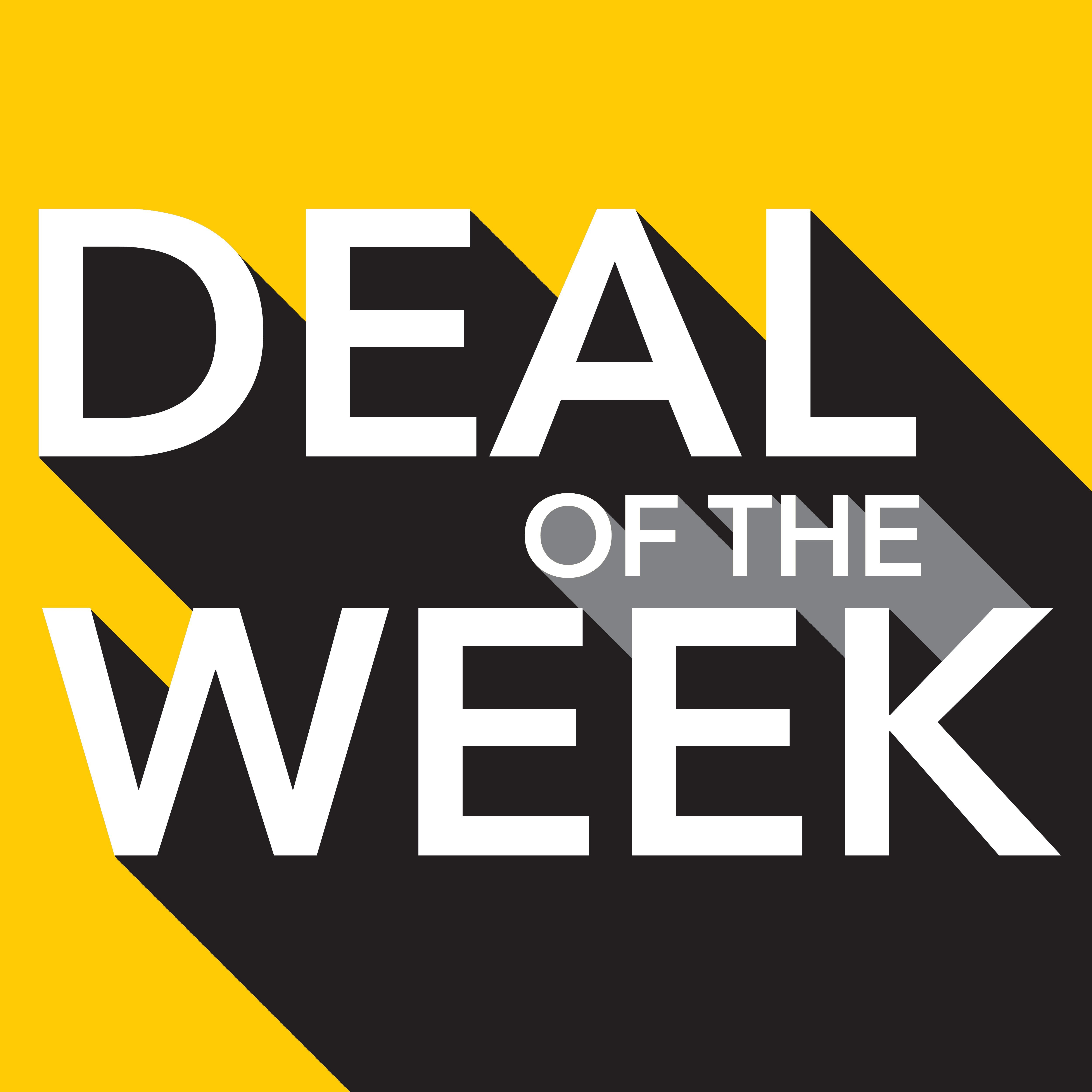 Deal of the Week: Major Storage Solutions Sale