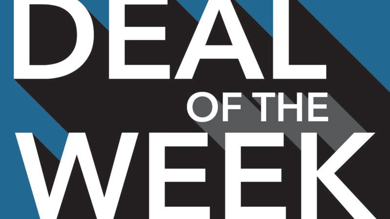 Deal of the Week NL blue