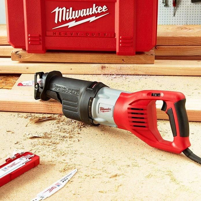 Milwaukee 15-Amp Super Sawzall Reciprocating Saw