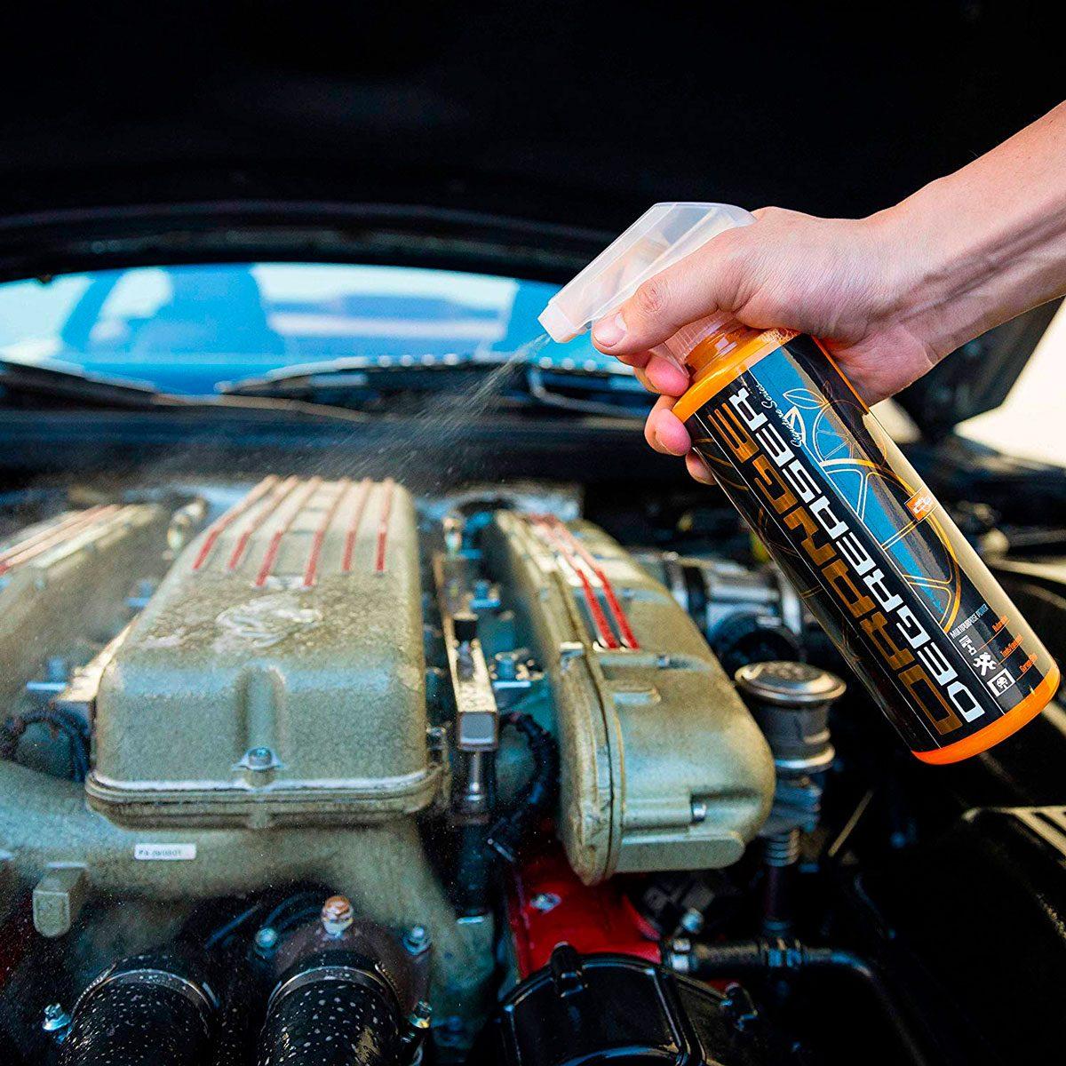 car engine degreaser