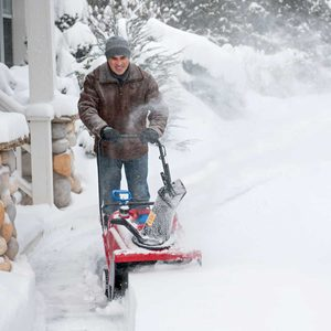 Is Your Snow Blower Ready for the First Big Dump?