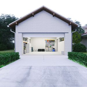 8 Garage Paint Ideas to Consider Inside and Out