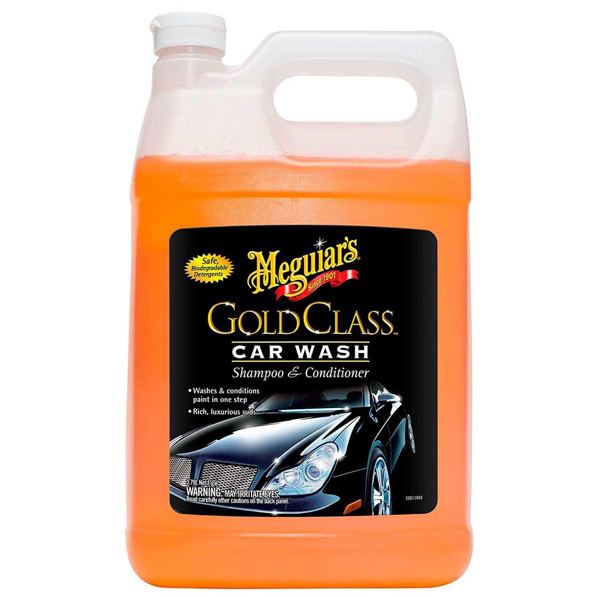 Meguiars car wash