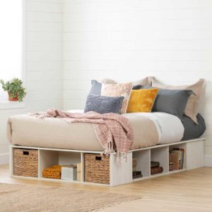 10 Storage Beds That Are Just as Stylish as They Are Useful