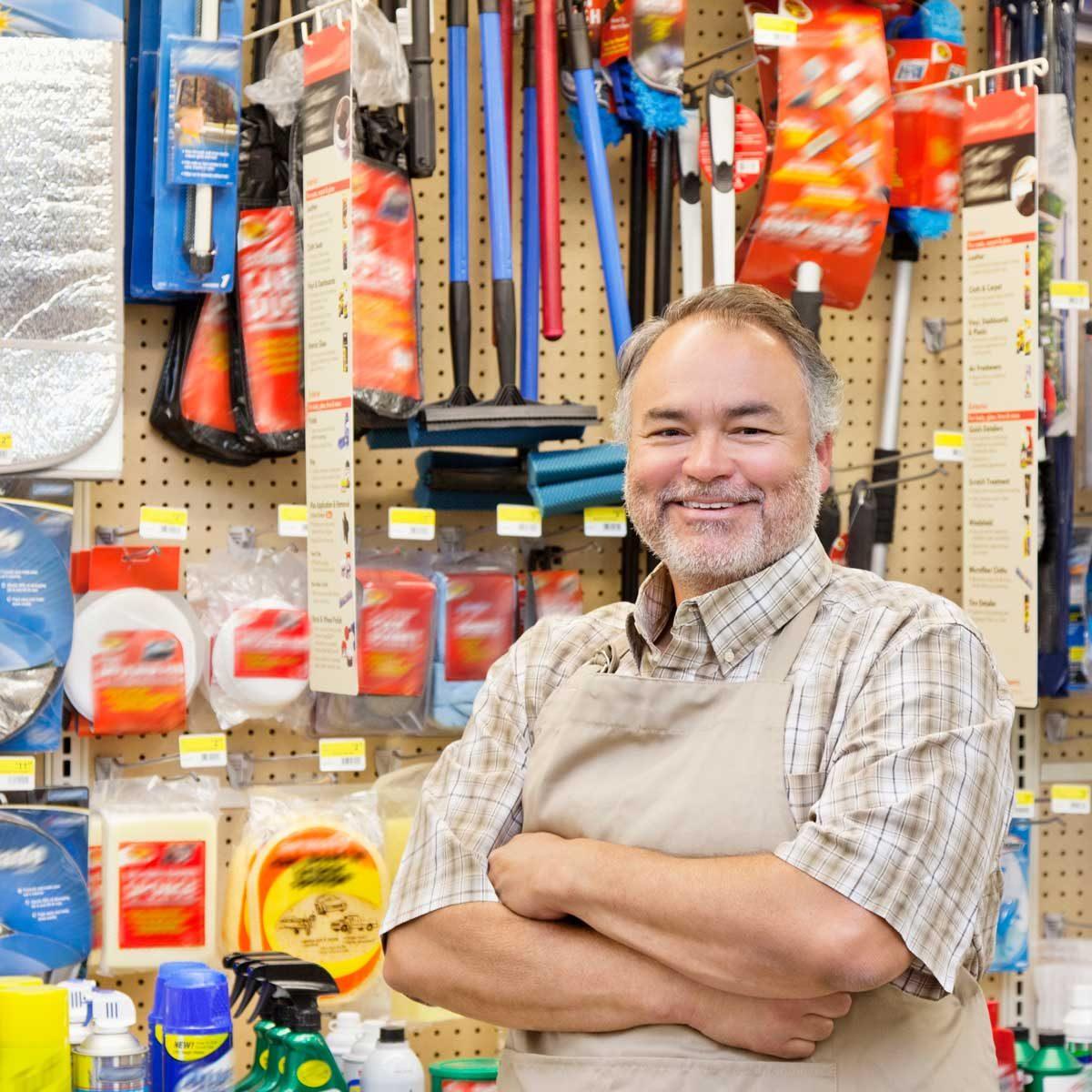 hardware store expert