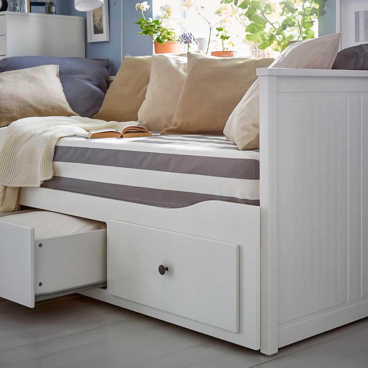 ikea storage bed