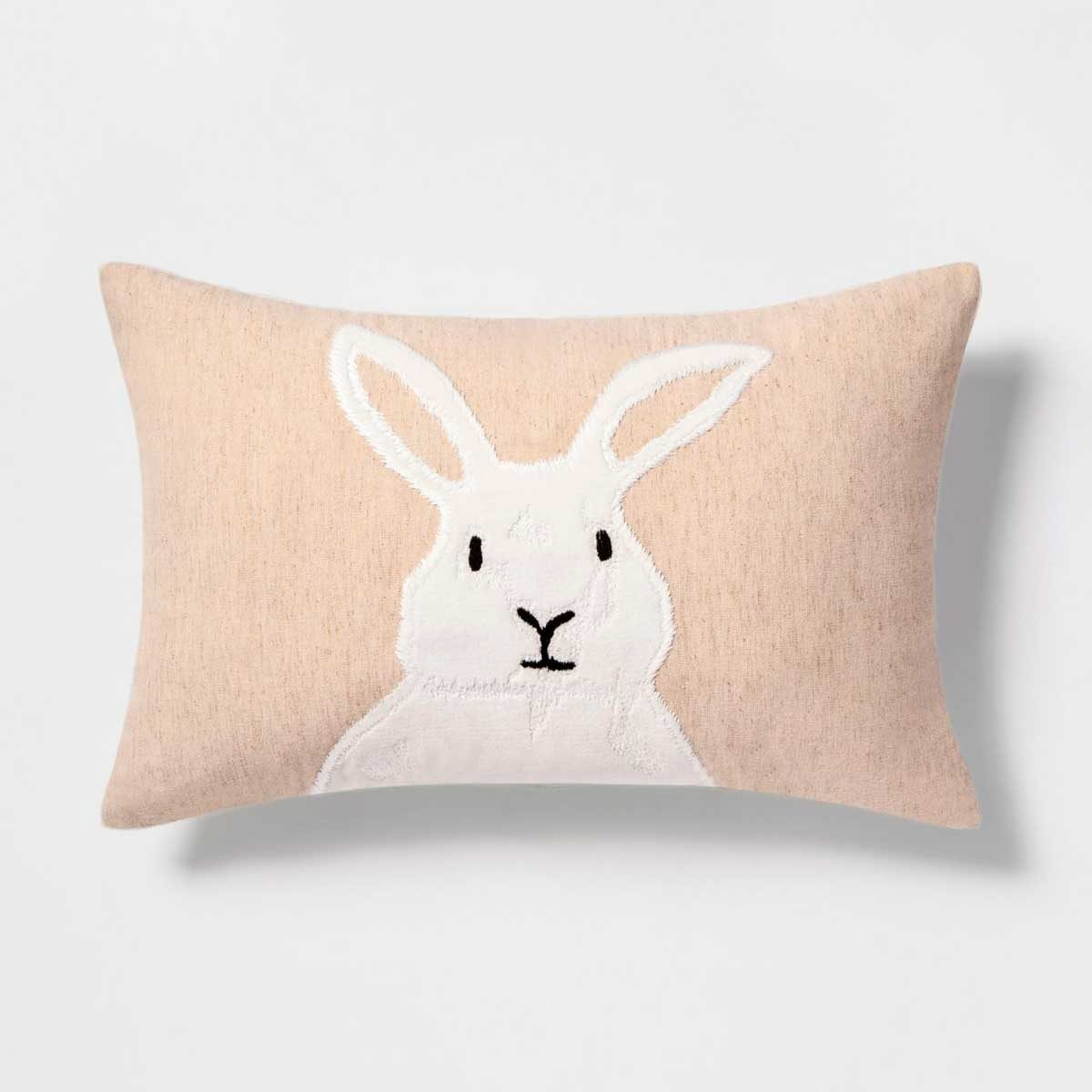 Target bunny pillow