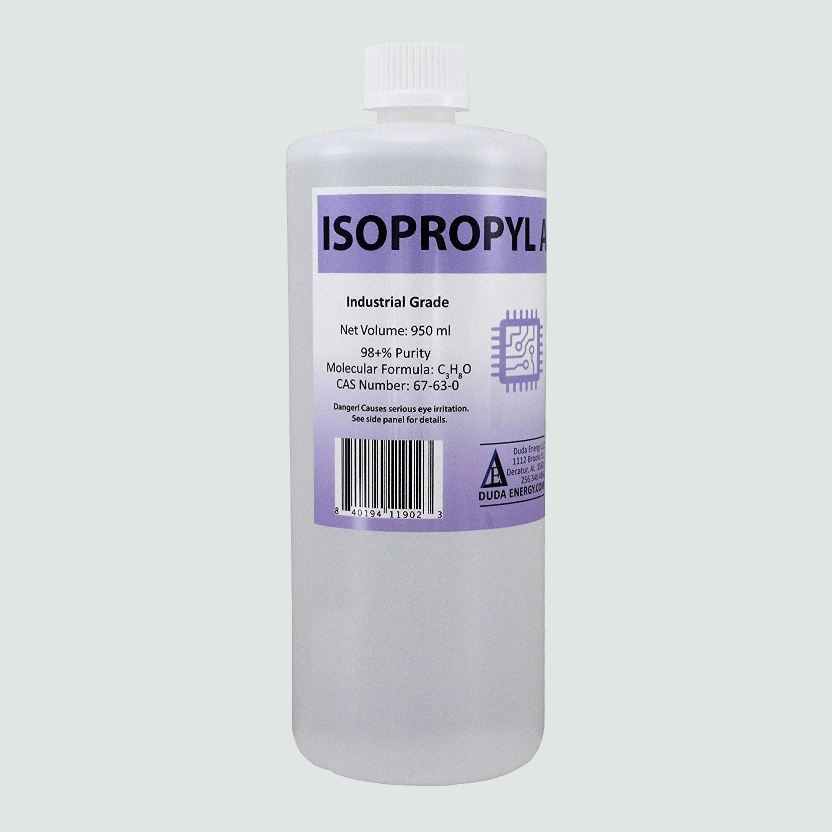Isopropyl alcohol corona virus