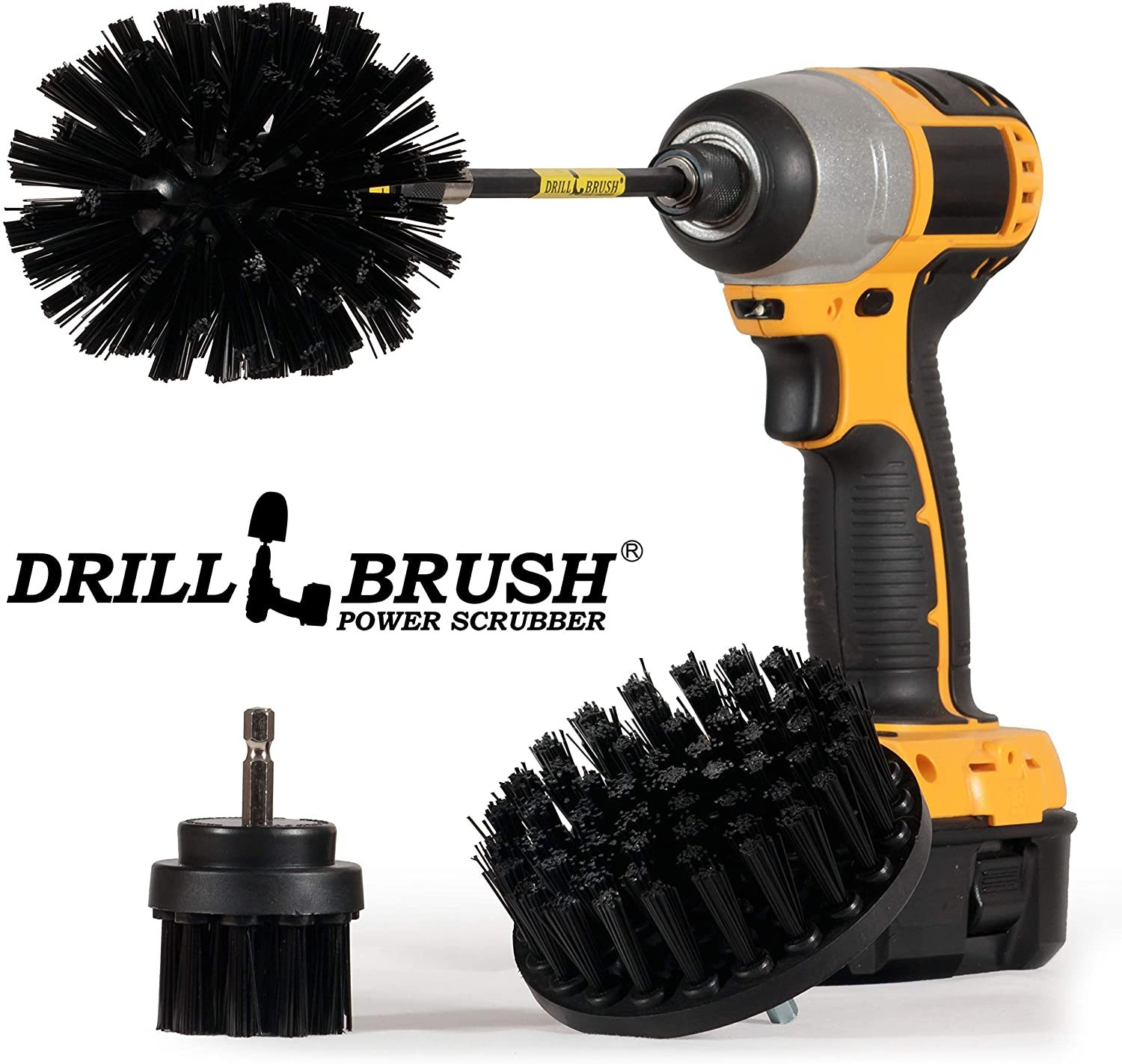 the drill brush