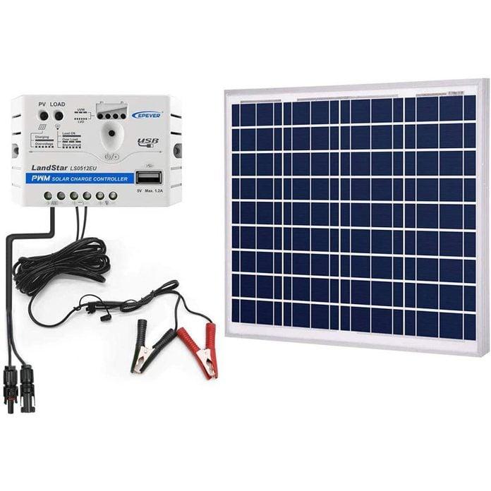 Acopower solar kit