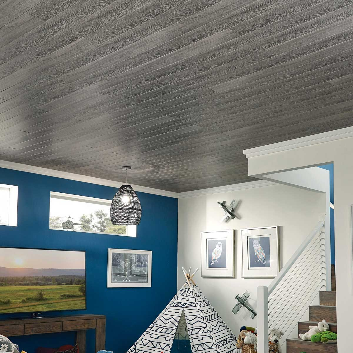 armstrong ceilings planks