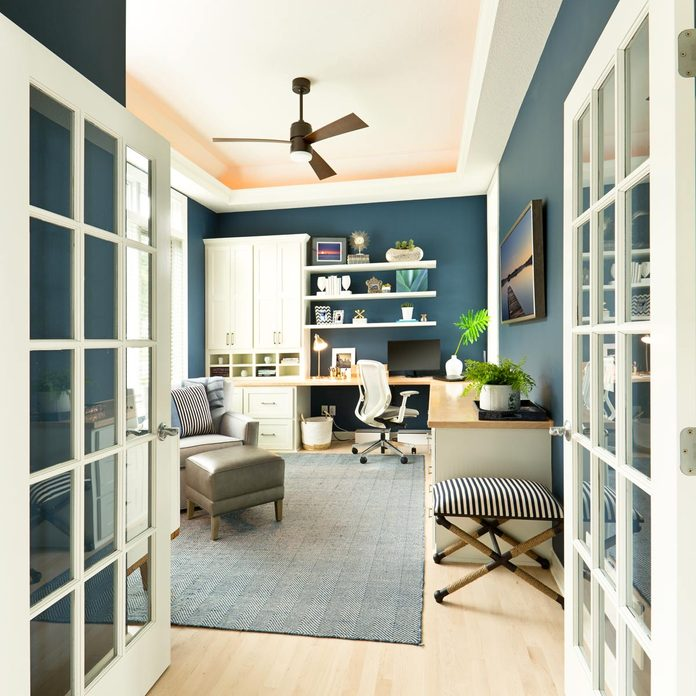home office Modern Contemporary Interior Design of Home Office Room