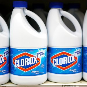 Here's Why Clorox Is So Good at Killing Germs