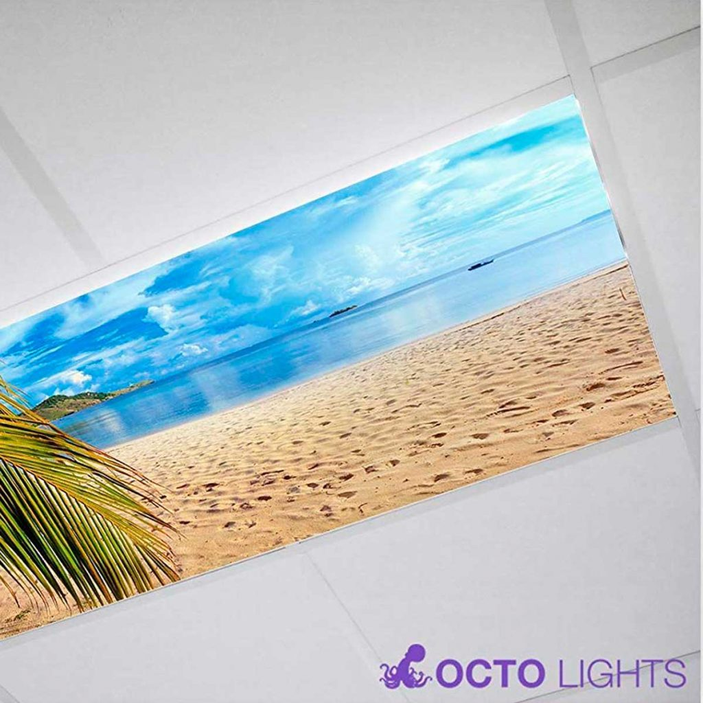 Decorative Fluorescent Light Covers For Your Home