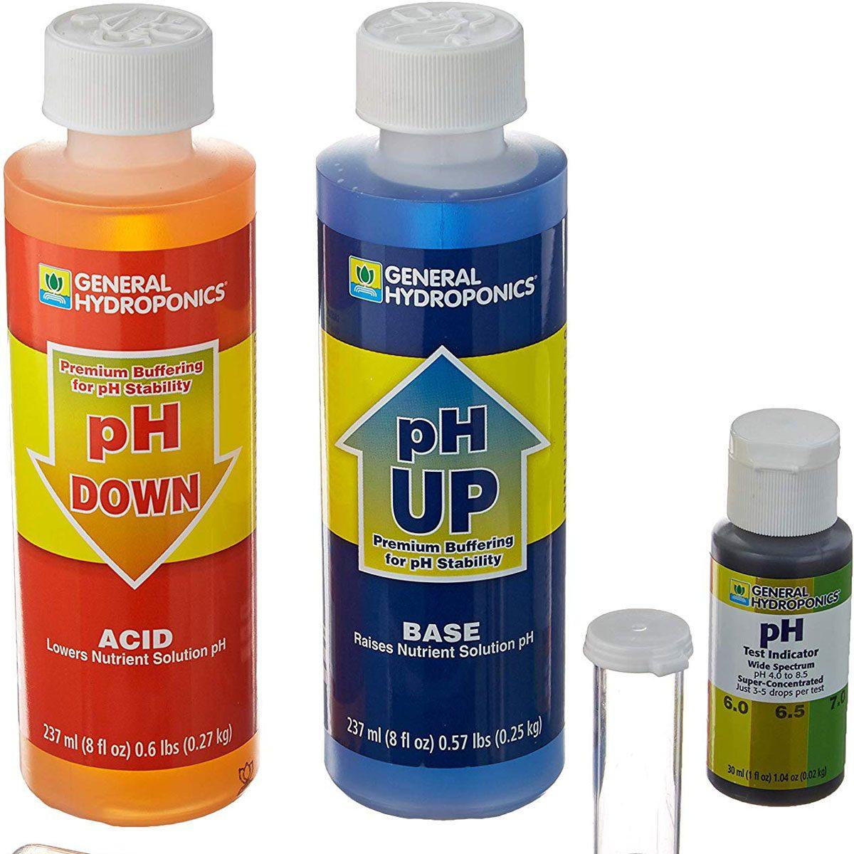 Soil pH adjustment supplies
