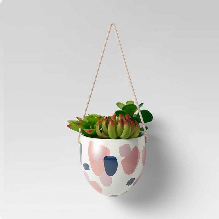 target hanging planter