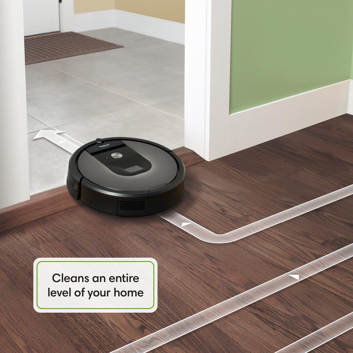 irobot vacuum